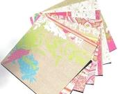 Summer Garden Pink - 6x6 DCWV Paper Pack