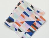 Bustle Handkerchief