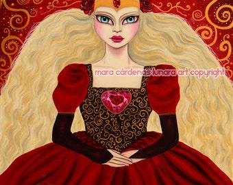 Oonagh, Fairy Queen
