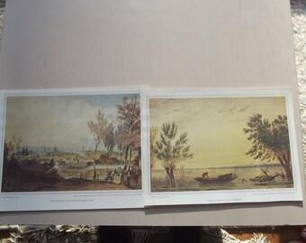 Turner Prints Etsy