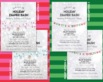 jack and jill invitations etsy