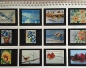 Calendar-2017-Different Image of Nature Inspired Paintings for Each Month