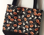 Owl & Pumpkin Bag - Snap ...