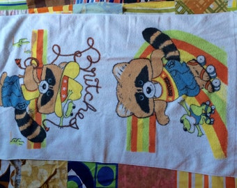 80s Kids Towel