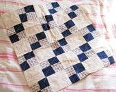 Rag Bag Girls Unite...Dolly's Quilt