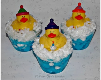 Soap Birthday Ducks