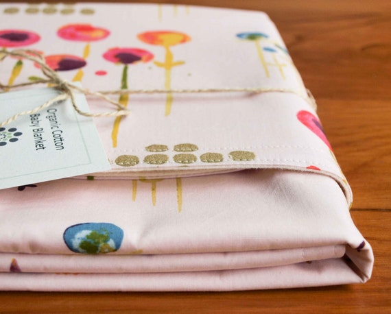 Organic Baby Blanket from Organic Quilt Company