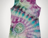 Tie Dye Women's Tank Top