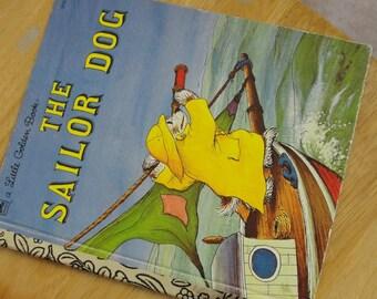 The Sailor Dog Little Golden Book