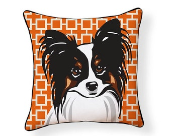 Pooch Décor: Papillon Pillow