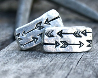Tribal Arrow Cufflinks