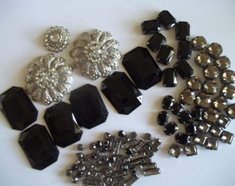 Embellishment Jewels for Sewing or Crafts