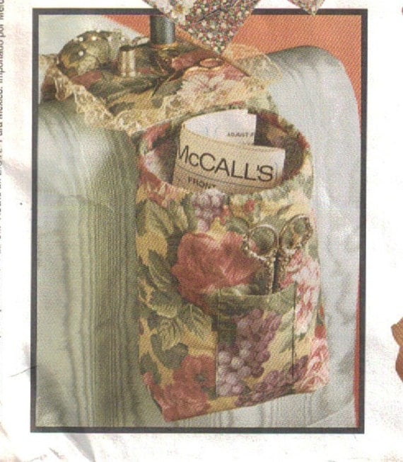 Mccalls Crafts 2452 Sewing Accessories 10 Projects