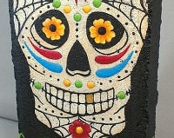 E16009 Dia De Los Muertos Single Pattern Packet from Oil Creek Originals