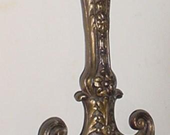 Antique Lamp Stem - - Decorative -Heavy Antique Lamp Base