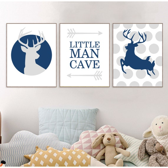 Man Cave Items On Sale : Sale off little man cave baby boy nursery by