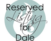 Reserved Listing for Dale | Custom Glass Egg Necklace
