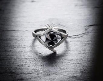 Black Eye ring