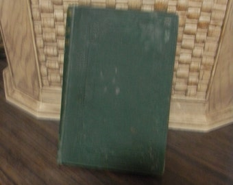 Antique Book, The Basket of Flowers by J. H. St. A, Dated 1968