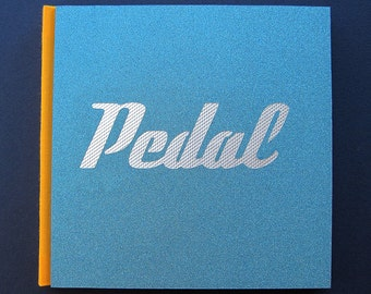 Pedal Limited Edition Hand Bound Book- Pop Culture Characters in Pedal Cars