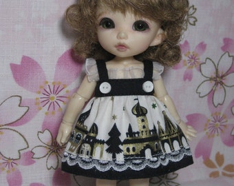 Fairytale Castle Dress for Pukifee / Lati Yellow