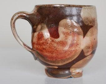 jumbo stoneware mug