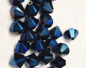 Custom Pins for Symone - Metallic Blue set of 12