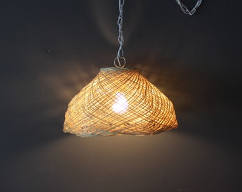 Modern Spun Pendant Hanging Light