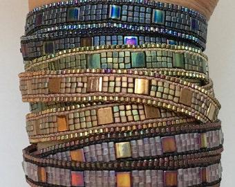 Cobblestone Bracelet Tutorial