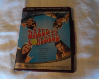 DVD Dazed and Confused 1993 As New Condition