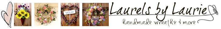 Laurels by Laurie Handmade Wreaths and More