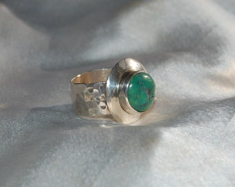 turquoise Ring- Ready to ship-  OOAK