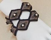 Beautiful Diamonds Bracelet Instructions