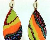 Sumer in Fall Earrings