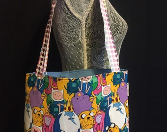 Adventure Time Lightweight Bag