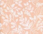 Queen Anne Peach  - Les Fleurs - Anna Bond Rifle Paper Co - Cotton + Steel - 8005-02