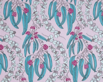 Anna Maria Horner Pretty Potent Eucalyptus in Jewel PWAH074 100% Quilters Cotton Available in Fat Quarter, Half Yard, Yard