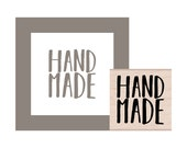 NEW for 2016 HandMade Rubber Stamp