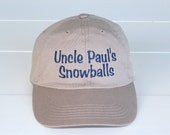 Personalized Baseball Cap Custom Embroidery Hat Bloomingdeals