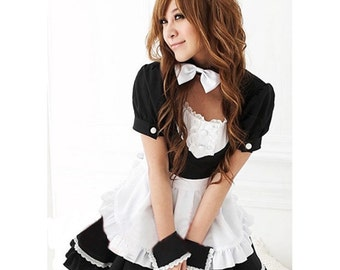 French Maid Costumes/Princess