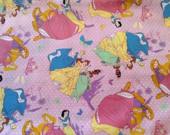 Disney Princess in Dots