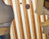 Custom Made Cutting Board for Heather