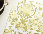 Stand Mixer Cover with Antler Damask