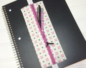 Penny Arcade C&S elastic banded planner pencil pouch