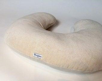 100% Organic Velour Nursing Pillow Cover