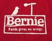 Faith in Bernie
