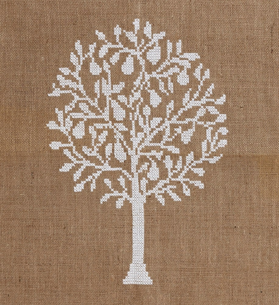 Pattern pear tree cross stitchneedelpointcross stitch zoom bankloansurffo Choice Image
