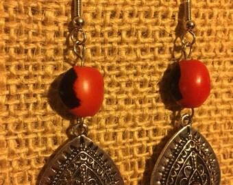 Huayruro bloom collection earrings