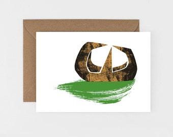 Henry Moore Card