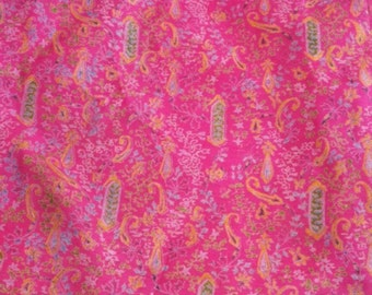 second-hand silk sari sections-Z 19, 20